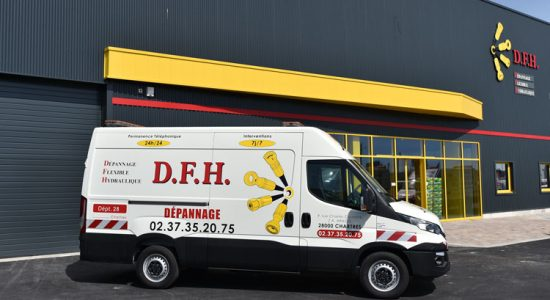 camion depannage dfh
